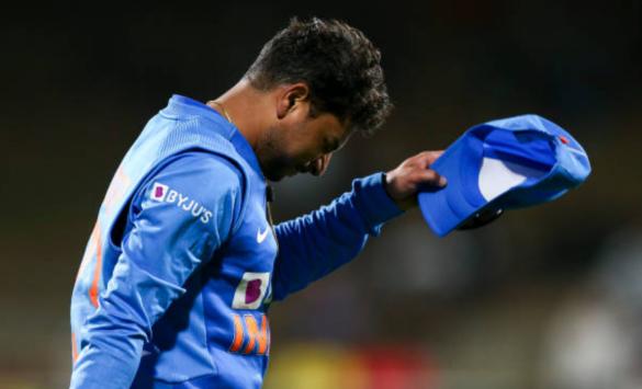 REPORTS: न्यूजीलैंड दौरे के शुरुआत से ही कंधे की चोट से जूझ रहे हैं कुलदीप यादव 29