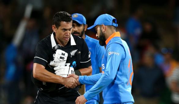 ये हैं वह 5 कारण, जिनके चलते भारतीय टीम हार गई पहला एकदिवसीय मैच 7