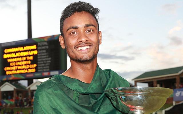 बांग्लादेश के तेज गेंदबाज ने बताया क्यों किया भारत के खिलाफ फाइनल जीतने के बाद खराब व्यवहार
