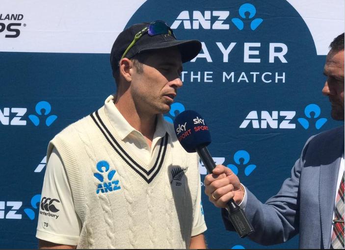 NZ vs IND: कीवी टीम की जीत के नायक टिम साउदी ने बताया कैसे दुनिया की नंबर 1 टीम को हराने में कामयाब हुआ न्यूजीलैंड