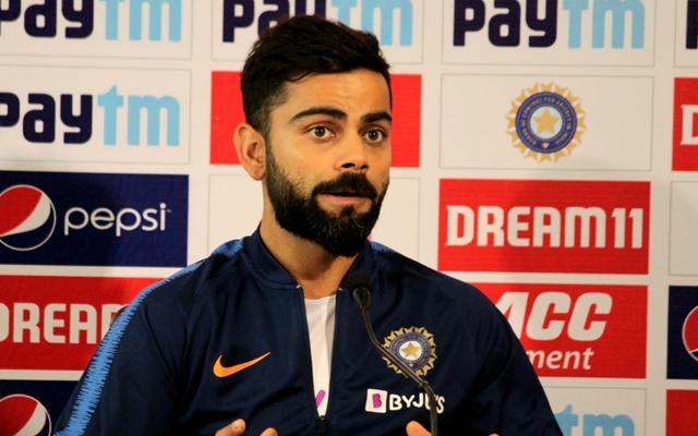 पहले मैच में मिली शर्मनाक हार के बाद अब विराट कोहली ने लगाई बल्लेबाजों को फटकार, दूसरे मैच से पहले दिया ये सलाह