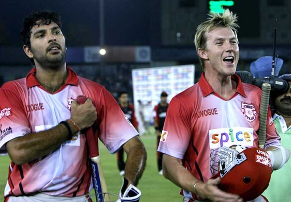 युवराज सिंह ने कहा अगर ब्रेट ली ने नहीं किया ऐसा तो नहीं करूंगा उनके खिलाफ बल्लेबाजी 5