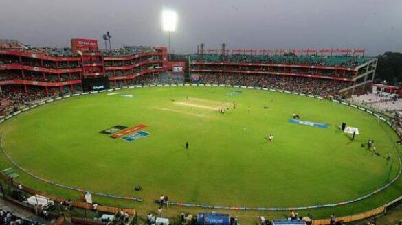 प्रदूषण के चलते दिल्ली को टी20 विश्वकप 2021 के मैच की मेजबानी मिलने में संशय 12