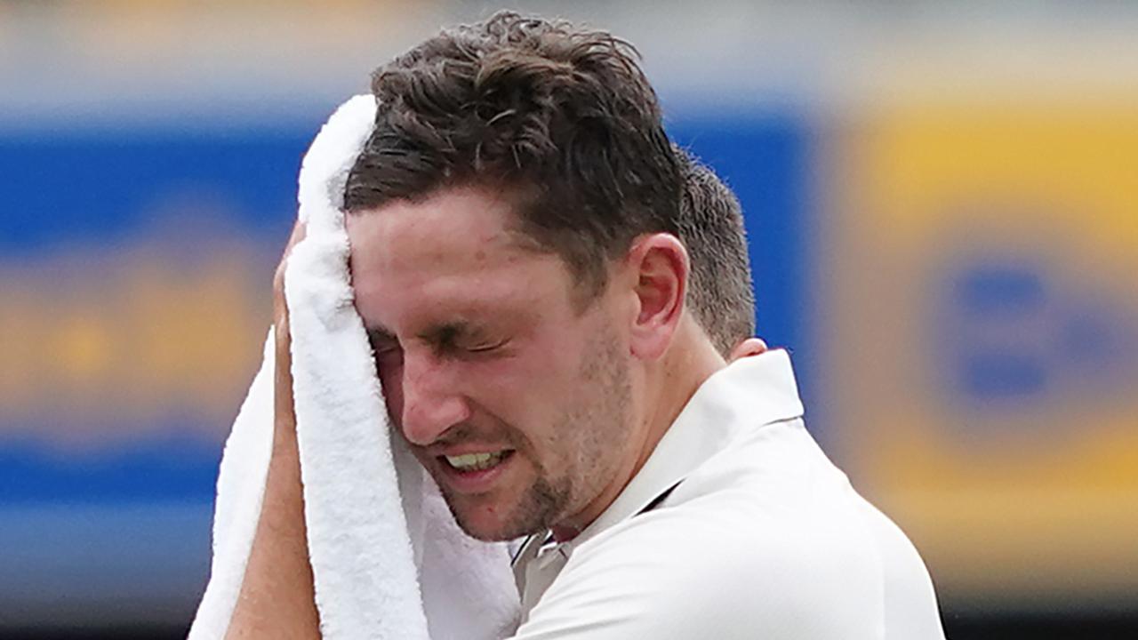 ऑस्ट्रेलिया का एक और खिलाड़ी बाउंसर के कारण हुआ चोटिल, दुर्घटना होने से बाल-बाल बचे
