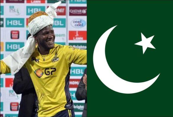 डैरेन सैमी को नागरिकता देगा पाकिस्तान, साथ ही मिलेगा पाक का सर्वोच्च नागरिक सम्मान 1