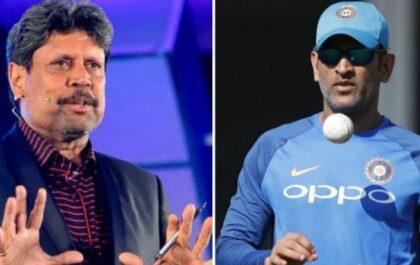 महेंद्र सिंह धोनी की भारतीय टीम में वापसी पर बोले कपिल देव, सभी के लिए एक जैसे नियम हों 24