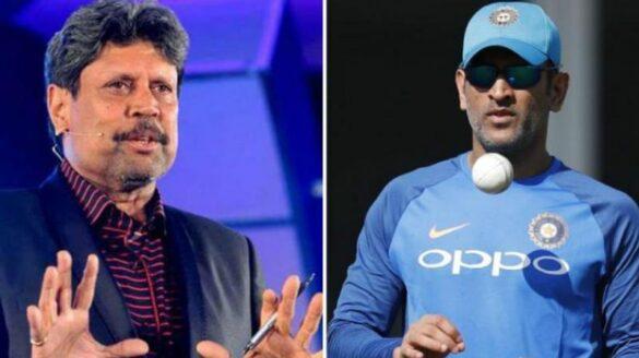 महेंद्र सिंह धोनी की भारतीय टीम में वापसी पर बोले कपिल देव, सभी के लिए एक जैसे नियम हों 2