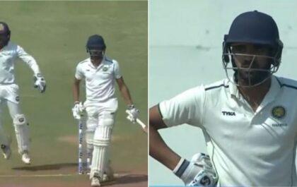रणजी ट्रॉफी- गोवा और गुजरात के बीच क्वार्टर फाइनल मैच में गोवा के बल्लेबाज के कैच को लेकर विवाद, देखें वीडियो 5
