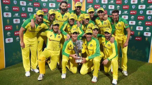ऑस्ट्रेलिया ने तीसरे और अंतिम टी20 मैच में दक्षिण अफ्रीका को करारी मात देकर जीती सीरीज, जाने मैच का पूरा हाल 17