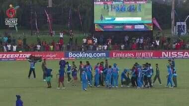 बांग्लादेश के तेज गेंदबाज ने बताया क्यों किया भारत के खिलाफ फाइनल जीतने के बाद खराब व्यवहार 1
