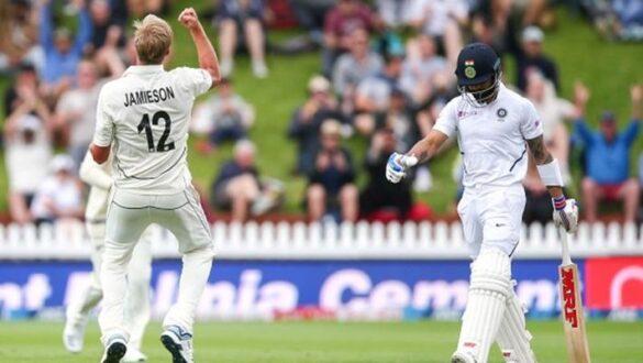 अपनी पहली ही टेस्ट सीरीज में भारत की नींदे उड़ाने वाले 'मैन ऑफ द मैच' काइल जैमिसन ने जीत के बाद कही ये बात 1