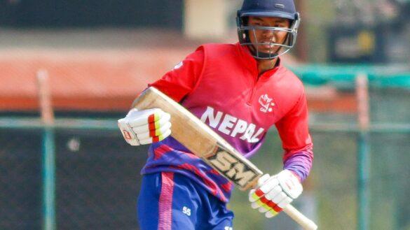 नेपाल के इस बल्लेबाज ने किया विश्व कीर्तिमान, बने इंटरनेशनल क्रिकेट में अर्धशतक जड़ने वाले सबसे युवा बल्लेबाज 11