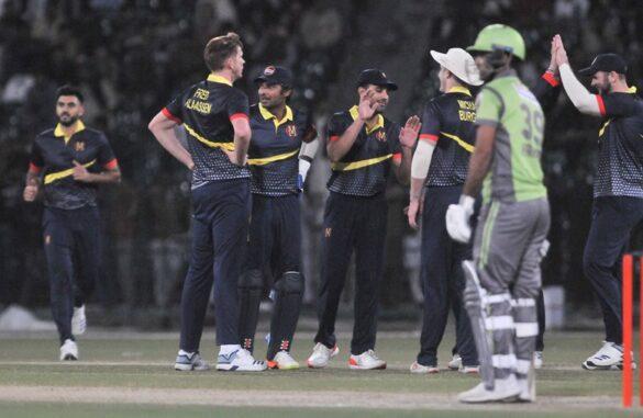 पाकिस्तान में खेले गए पहले मैत्री टी20 मैच में एमसीसी ने लाहौर कैलेंडर्स को हराया, जाने मैच का पूरा हाल 7