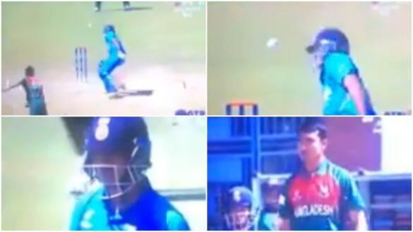 मैदान पर हद से ज्यादा तेवर दिखा रहे बांग्लादेशी गेंदबाज, भारतीय फैंस ने ट्विटर पर ट्रोल कर चखाया मजा 43