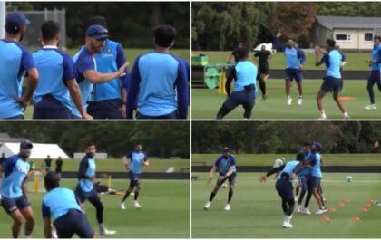 भारतीय टीम ने दूसरे टेस्ट से पहले 'टर्बो टच' को किया ट्रेनिंग में शामिल, देखें वीडियो 3