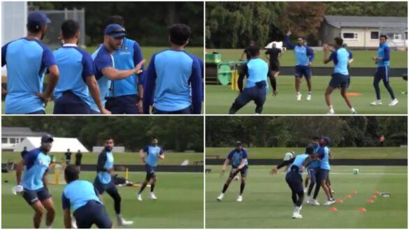 भारतीय टीम ने दूसरे टेस्ट से पहले 'टर्बो टच' को किया ट्रेनिंग में शामिल, देखें वीडियो 30