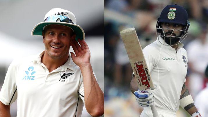 नील वैगनर ने दूसरे टेस्ट मैच से पहले विराट कोहली के खिलाफ अपनी रणनीति बताई