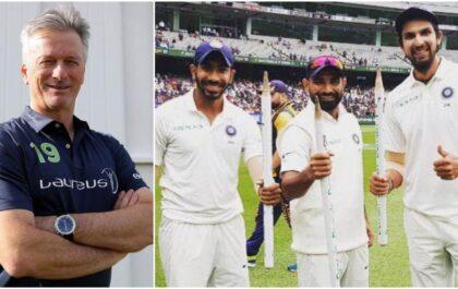 स्टीव वॉ ने कहा, भारत के पास दुनिया की सबसे अच्छी तेज गेंदबाजी लेकिन... 1