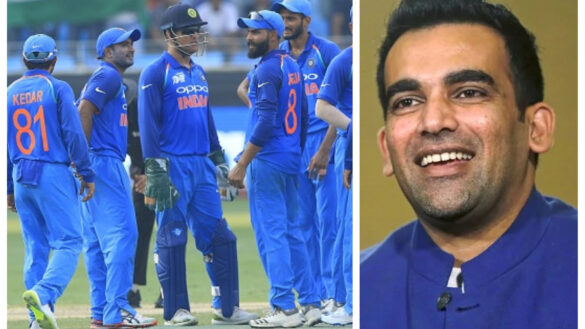 दूसरे वनडे से कुलदीप यादव को बाहर करने पर भड़के जहीर खान, विराट को लगाई फटकार 25