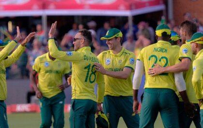 साउथ अफ्रीका ने दूसरे टी-20 मैच में ऑस्ट्रेलिया को 12 रन से हराया 5