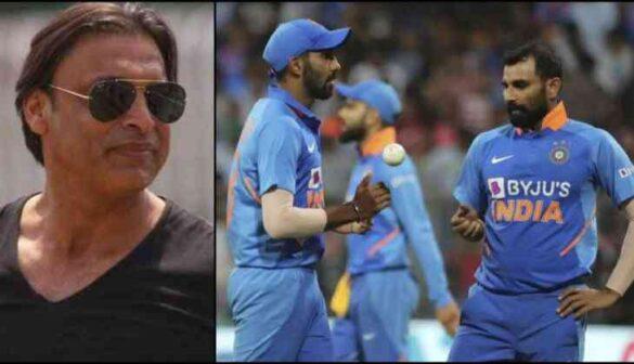 भारत की हार से निराश शोएब अख्तर, इन खिलाड़ियों पर उठाए सवाल 11