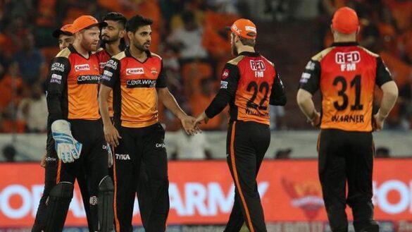 आईपीएल 2020: पहले मैच में इन 4 विदेशी खिलाड़ियों के साथ उतर सकती है सनराइजर्स हैदराबाद 4