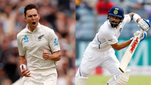 टेस्ट सीरीज होने से पहले ट्रेंट बोल्ट ने विराट कोहली को दी सीधी चुनौती 1