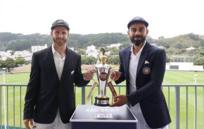 NZ vs IND: जानिए दूसरे टेस्ट मैच के पांचो दिनों के मौसम का हाल, बारिश डालेगी मैच पर असर? 1