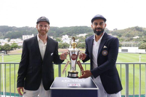 NZ vs IND: जानिए दूसरे टेस्ट मैच के पांचो दिनों के मौसम का हाल, बारिश डालेगी मैच पर असर? 12