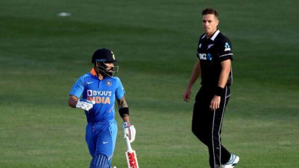 विराट कोहली को सबसे ज्यादा बार आउट करने वाले गेंदबाज बनने पर बोले टिम साउथी 19