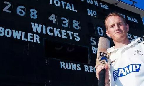 50 ओवर क्रिकेट में यह खिलाड़ी है रोहित शर्मा के 264 रनों के आगे, 268 रन के साथ टॉप पर 2