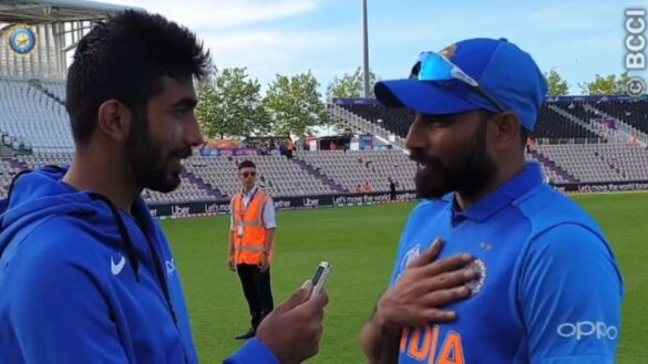भारत बनाम न्यूजीलैंड: दूसरे दिन फार्म वापसी को लेकर मोहम्मद शमी और जसप्रीत बुमराह ने खोला ये राज 18