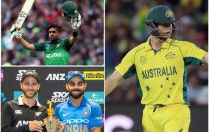ऑस्ट्रेलियाई दिग्गज ने स्टीवन स्मिथ को नजरअंदाज कर इन 3 खिलाड़ियों को बताया फैब 3 7