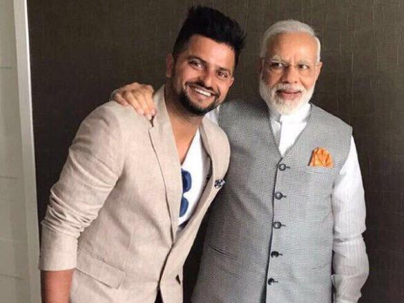 सुरेश रैना ने दिया 52 लाख का जन्म तो प्रधानमंत्री नरेंद्र मोदी ने ख़ास अंदाज में की तारीफ़ 15