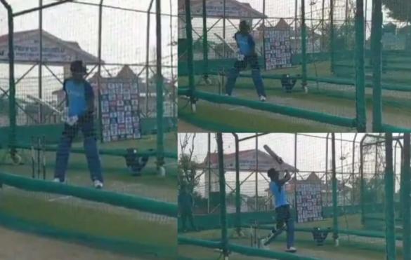 दक्षिण अफ्रीका के खिलाफ पहले वनडे से पहले हार्दिक पांड्या ने नेट्स पर खेला कड़क शॉट, देखें वीडियो 13