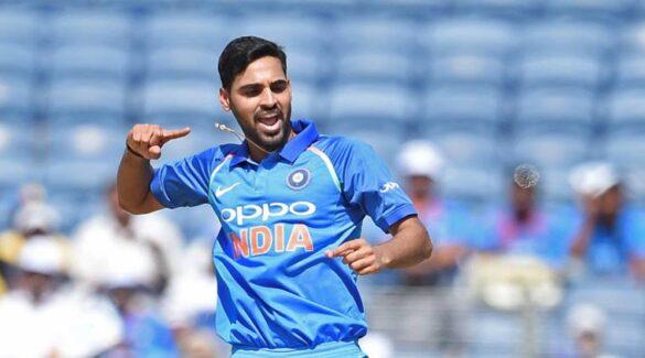 भुवेनश्वर कुमार की गेंदबाजी से घबराता हैं यह ऑस्ट्रेलियाई खिलाड़ी, ट्वीट कर कही ये बात 12