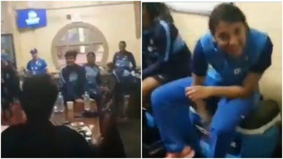 भारतीय महिला खिलाड़ियों ने विश्व कप हारने के बाद दर्शकों के साथ किया था चीयर, देखें वीडियो 17