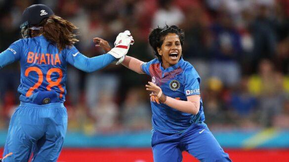भारतीय महिला टीम की लेग स्पिनर पूनम यादव ने बताया कौन है उनका पसंदीदा क्रिकेटर 2