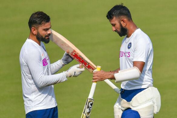 आईसीसी ने जारी की बल्लेबाजो की टेस्ट रैंकिंग विराट कोहली अब भी नंबर 2 पर बरक़रार 18