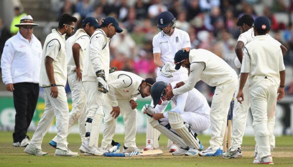 भारतीय तेज गेंदबाज द्वारा फेंकी गयी 5 सबसे खतरनाक बाउंसर गेंद 5