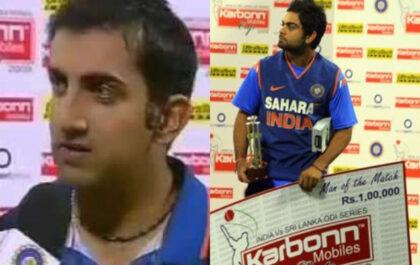 5 नि:स्वार्थी काम जिसे कर भारतीय खिलाड़ियों ने भारत को बनाया विश्व में नंबर 1 4