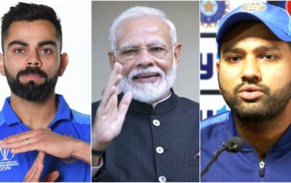 विराट कोहली-रोहित शर्मा ने 9 बजे 9 मिनट के लिए दीप जलाने के लिए जनता को किया उत्साहित 3