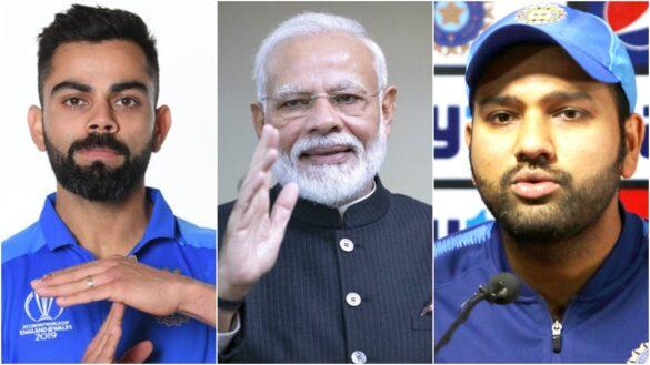 विराट कोहली-रोहित शर्मा ने 9 बजे 9 मिनट के लिए दीप जलाने के लिए जनता को किया उत्साहित 6