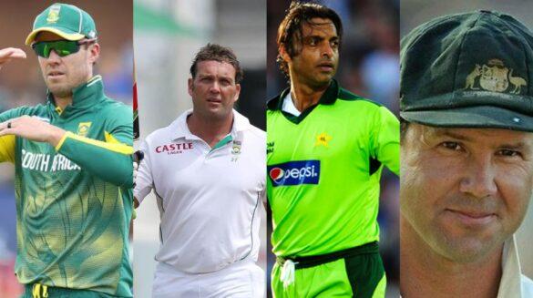 पूर्व साउथ अफ़्रीकी खिलाड़ी ने क्रिकेट के हर फिल्ड में चुना सर्वश्रेष्ठ खिलाड़ी, किसी भी भारतीय को नहीं दी जगह 10