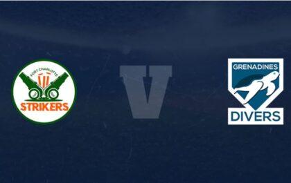 विंसी प्रीमियर टी-10 लीग : ग्रेना ड्राईलिंस ड्राइवर्स ने फोर्ट चार्लोट स्ट्राइकर्स को 31 रन से हराया, देखे मैच का पूरा स्कोरकार्ड 5
