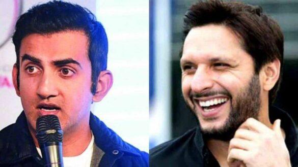 पाकिस्तानी क्रिकेटर शाहिद अफरीदी ने कश्मीर पर फिर उगला भारत के खिलाफ आग, गौतम गंभीर ने दिया करारा जवाब 13