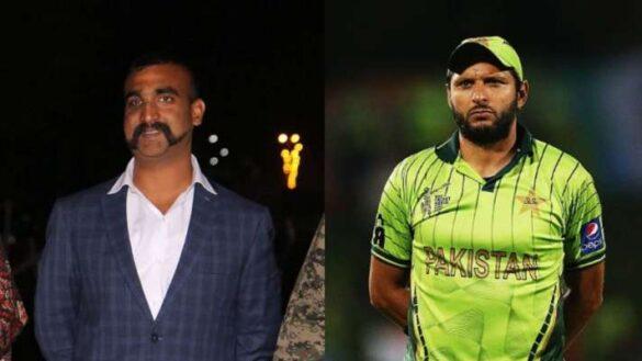 विंग कमांडर अभिनंदन को पाकिस्तान ने हवा से नीचे गिराया, भारत ने हीरो बना दिया: शाहिद अफरीदी 28